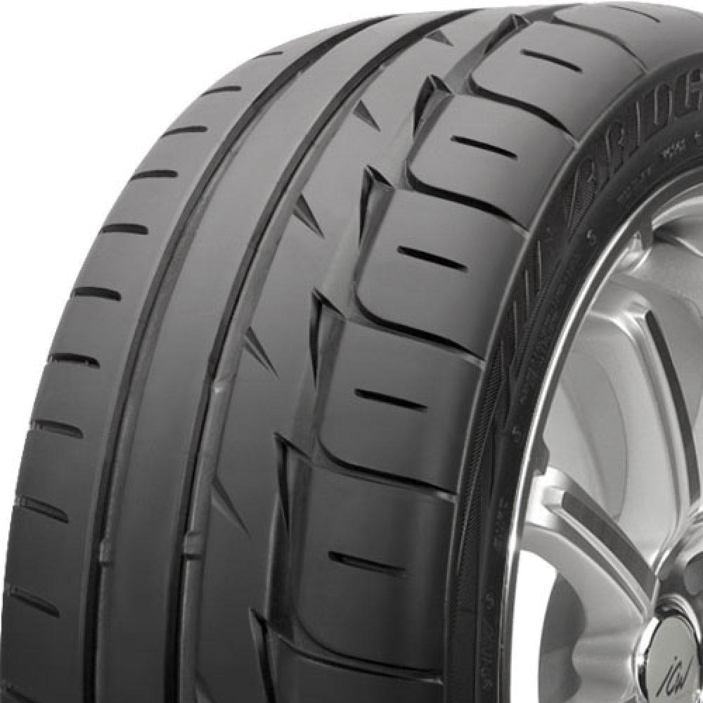 Bridgestone Potenza RE-11 tread and side