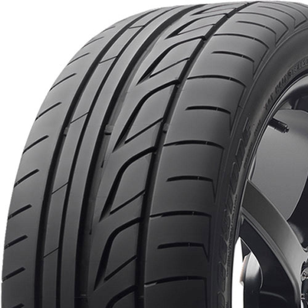 Bridgestone Potenza RE760 Sport tread and side