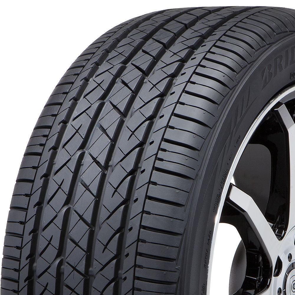 Bridgestone Potenza RE97AS tread and side