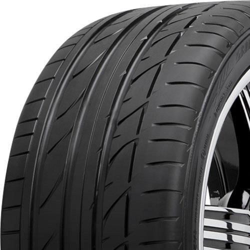 Bridgestone Potenza S001 tread and side