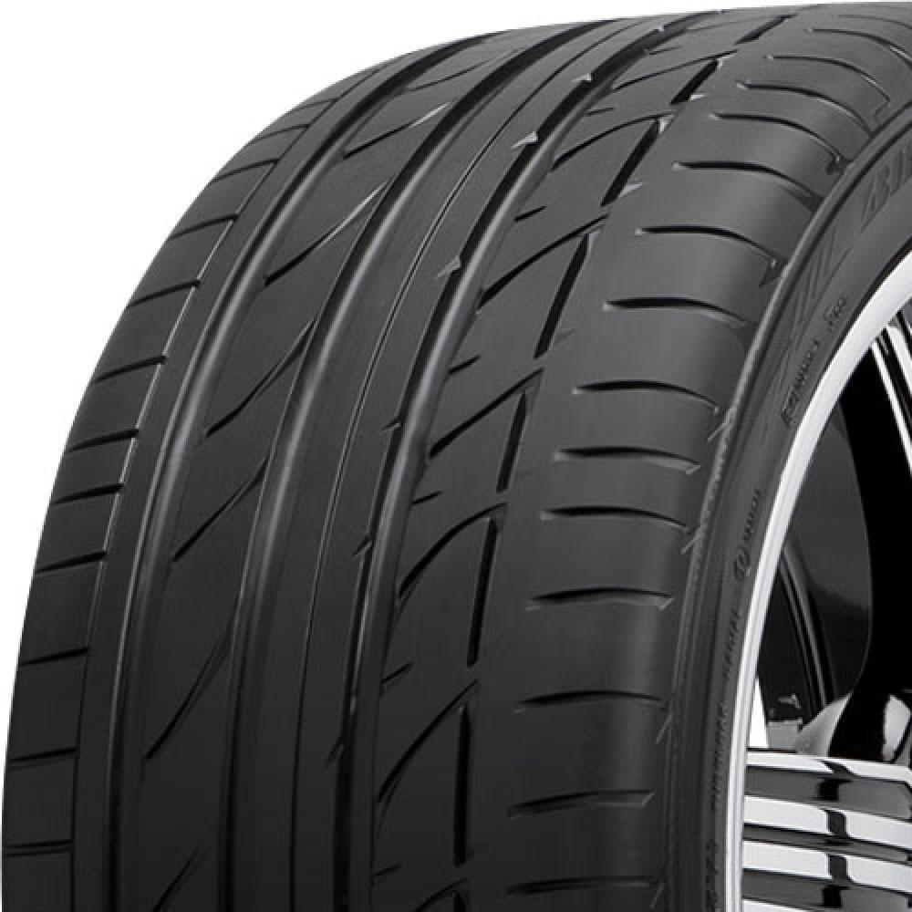 Bridgestone Potenza S001 RFT tread and side