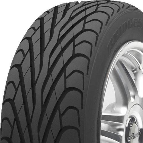 Bridgestone Potenza S-02 tread and side