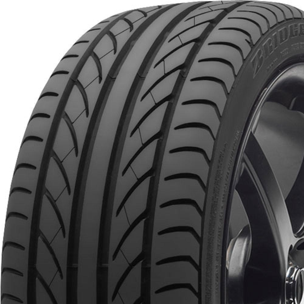 Bridgestone Potenza S-02A tread and side