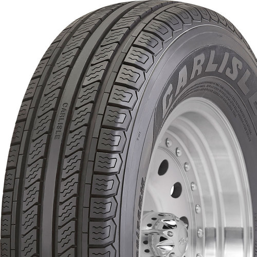 Carlisle Radial Trail HD tread and side