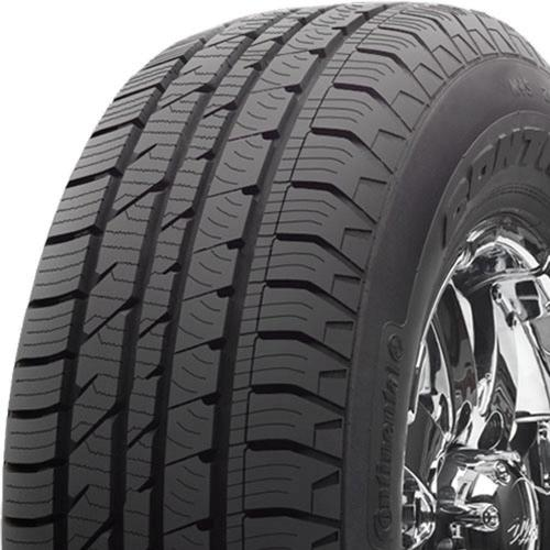 Continental ContiCrossContact LX tread and side