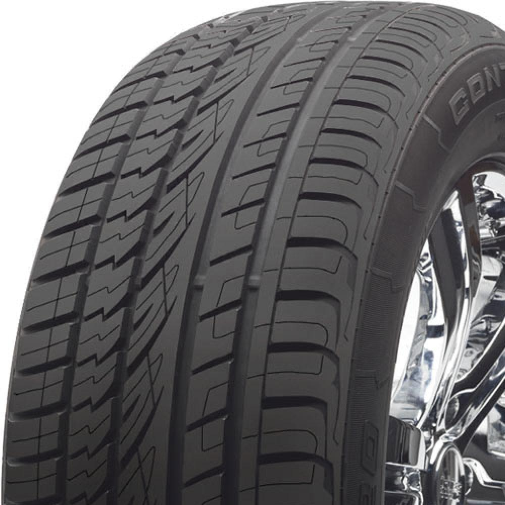 Continental ContiCrossContact UHP SSR tread and side