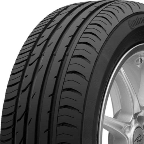 Continental ContiPremiumContact 2 tread and side