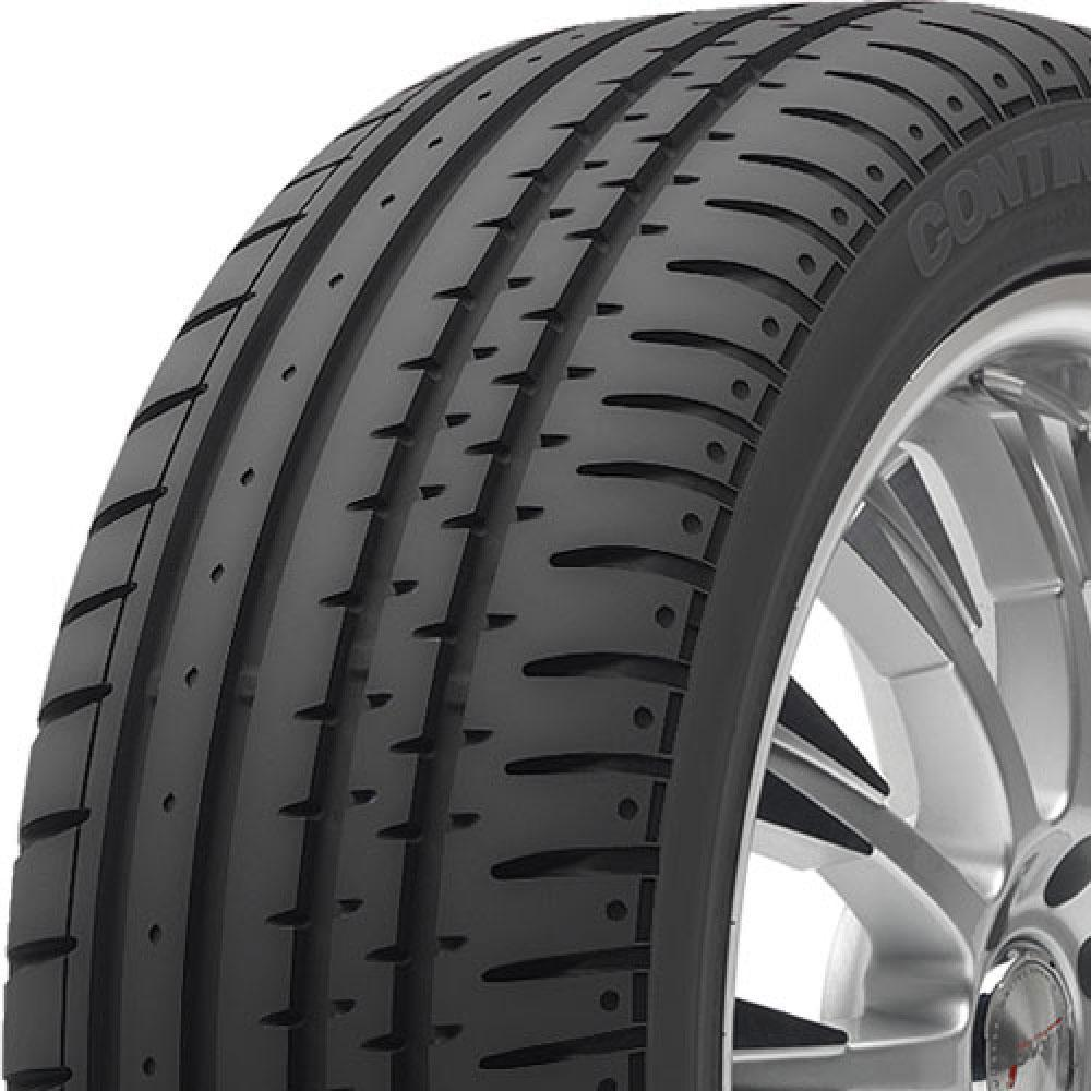 Continental ContiSportContact 2 SSR tread and side