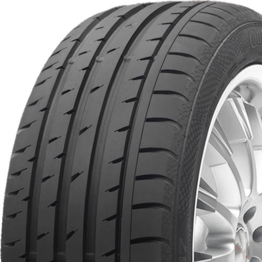 Continental ContiSportContact 3 Sealant tread and side