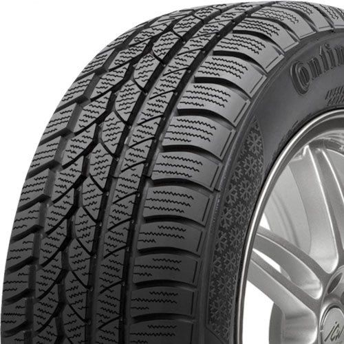 Continental ContiWinterContact TS790 tread and side