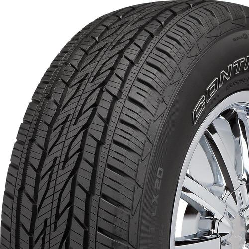 Continental CrossContact LX20 tread and side