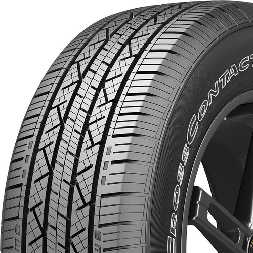 Continental Cross Contact LX25 tread and side
