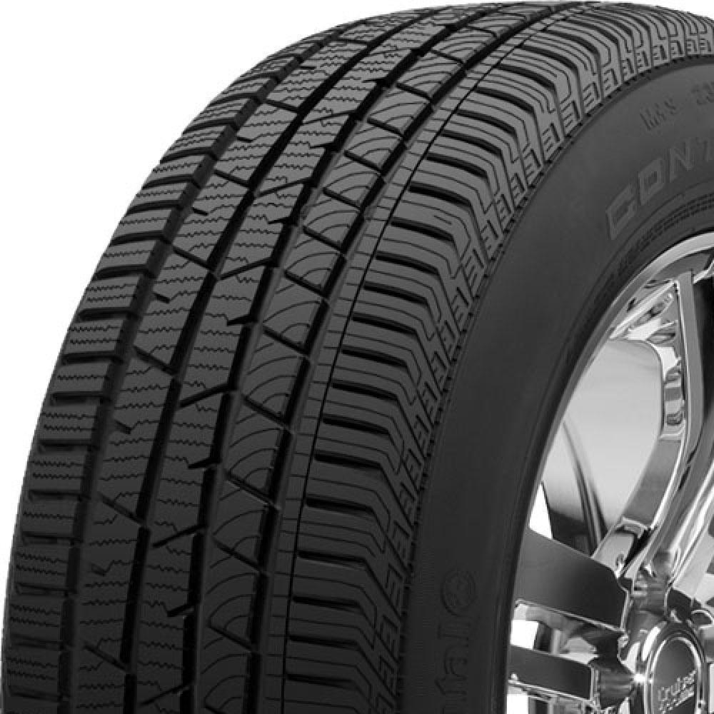 Continental ContiCrossContact LX Sport tread and side
