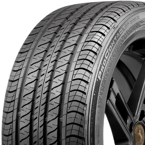 Continental ProContact RX tread and side
