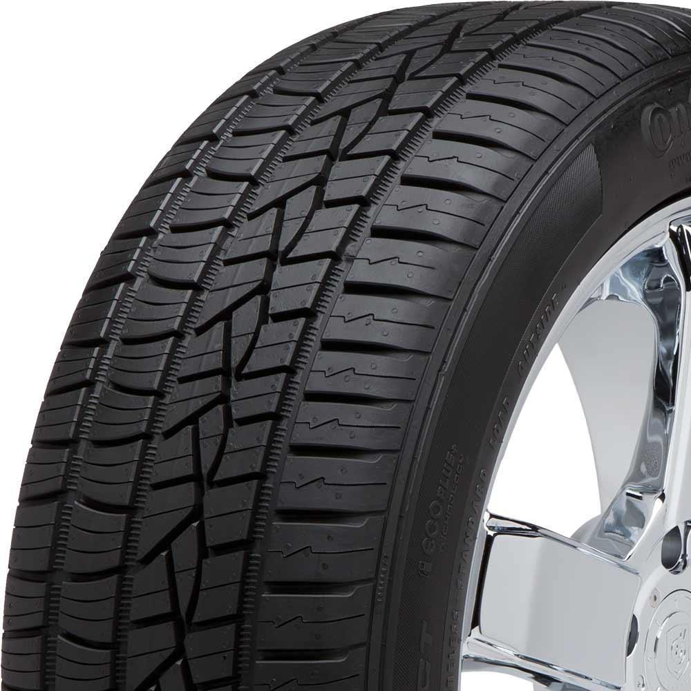 Continental PureContact tread and side