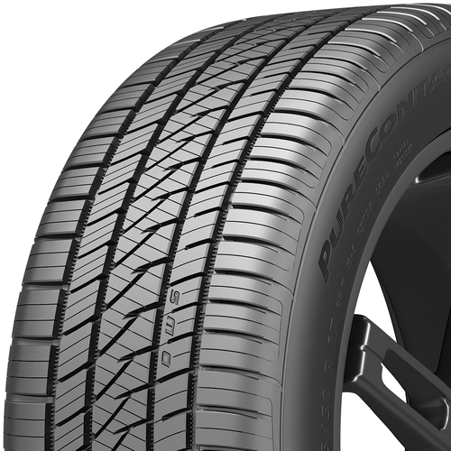Continental PureContact LS tread and side