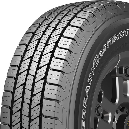 Continental Terrain Contact H/T tread and side