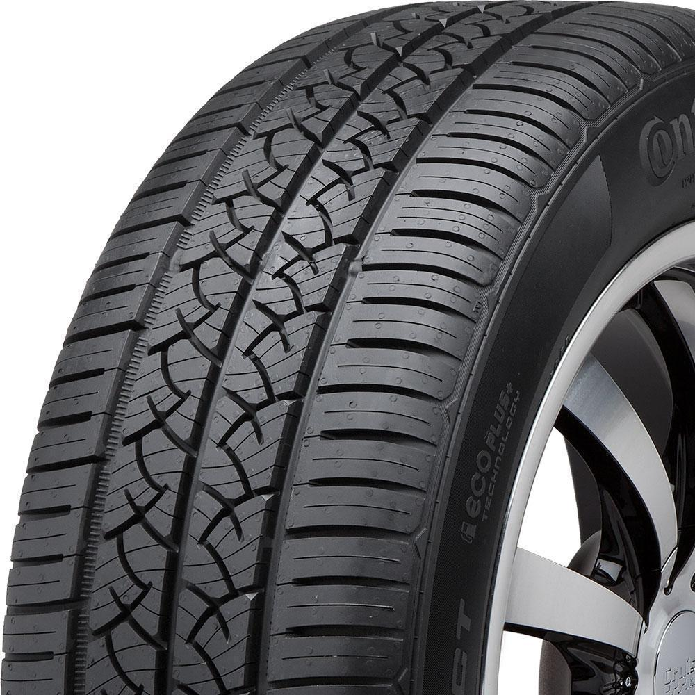 Continental TrueContact tread and side
