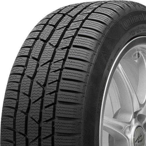 Continental ContiWinterContact TS830P tread and side