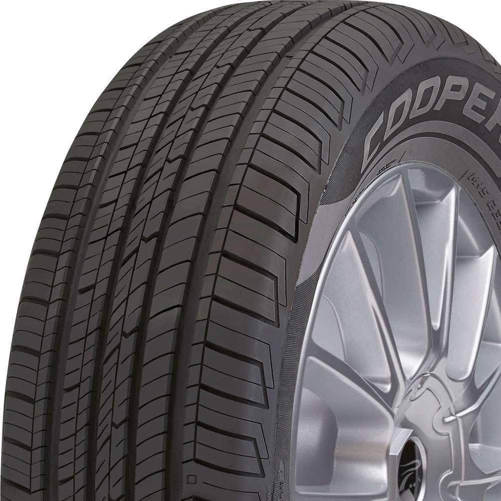 Cooper CS5 Grand Touring tread and side