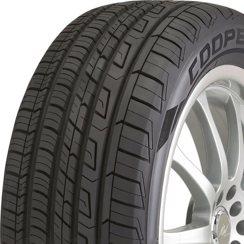 Cooper CS5 Ultra Touring tread and side