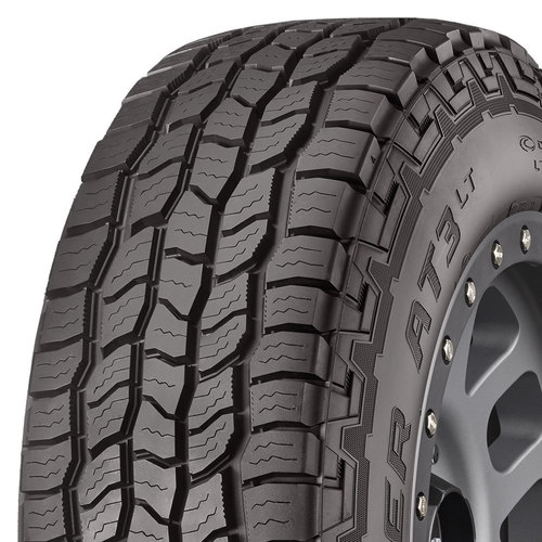 Cooper Discoverer A/T3 LT tread and side