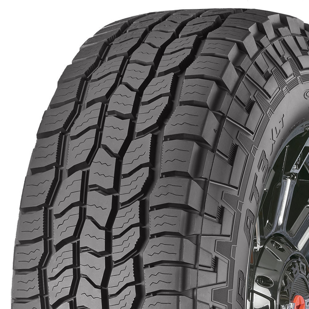 Cooper Discoverer A/T3 XLT tread and side