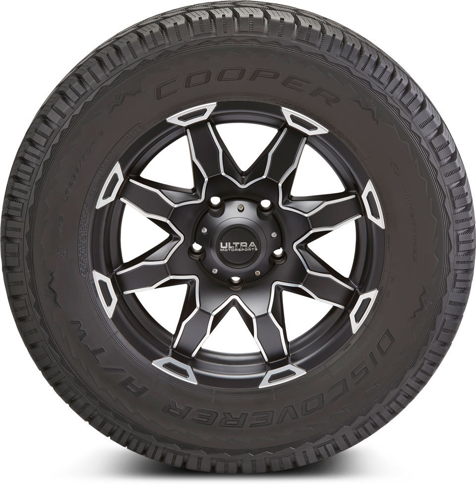 Cooper Discoverer A Tw Sidewall
