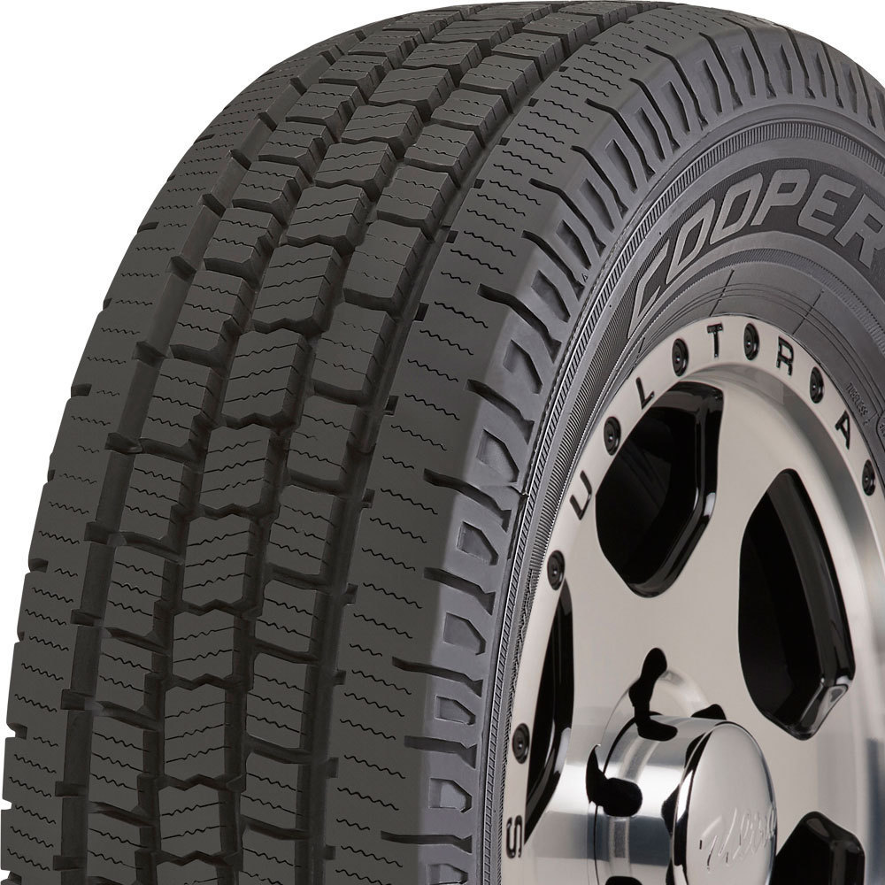Cooper Discoverer HT3 tread and side