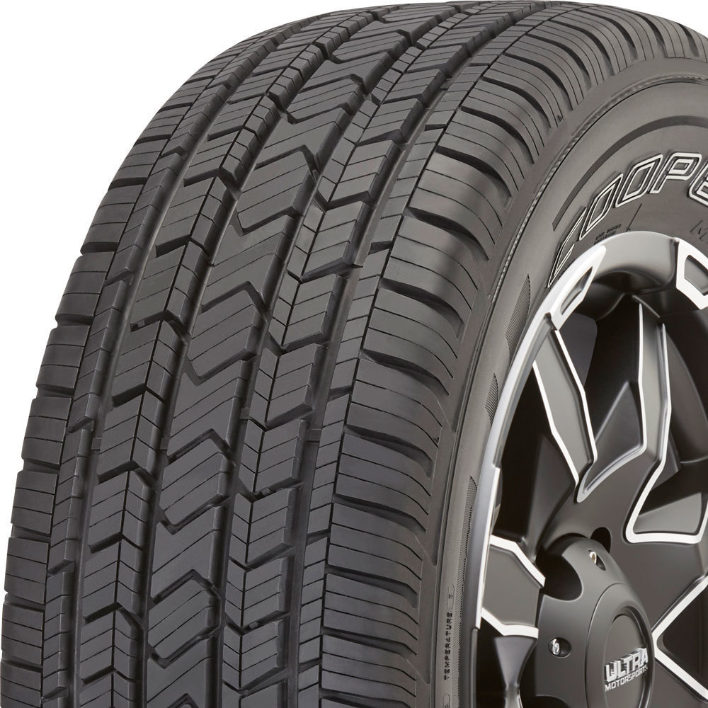 265  70r17 Cooper Evolution H  T Tires 115 T Set Of 4