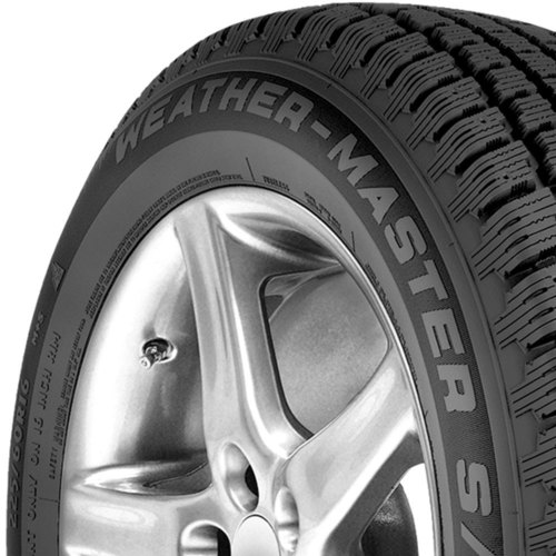 Cooper Weather-Master S/T2 tread and side