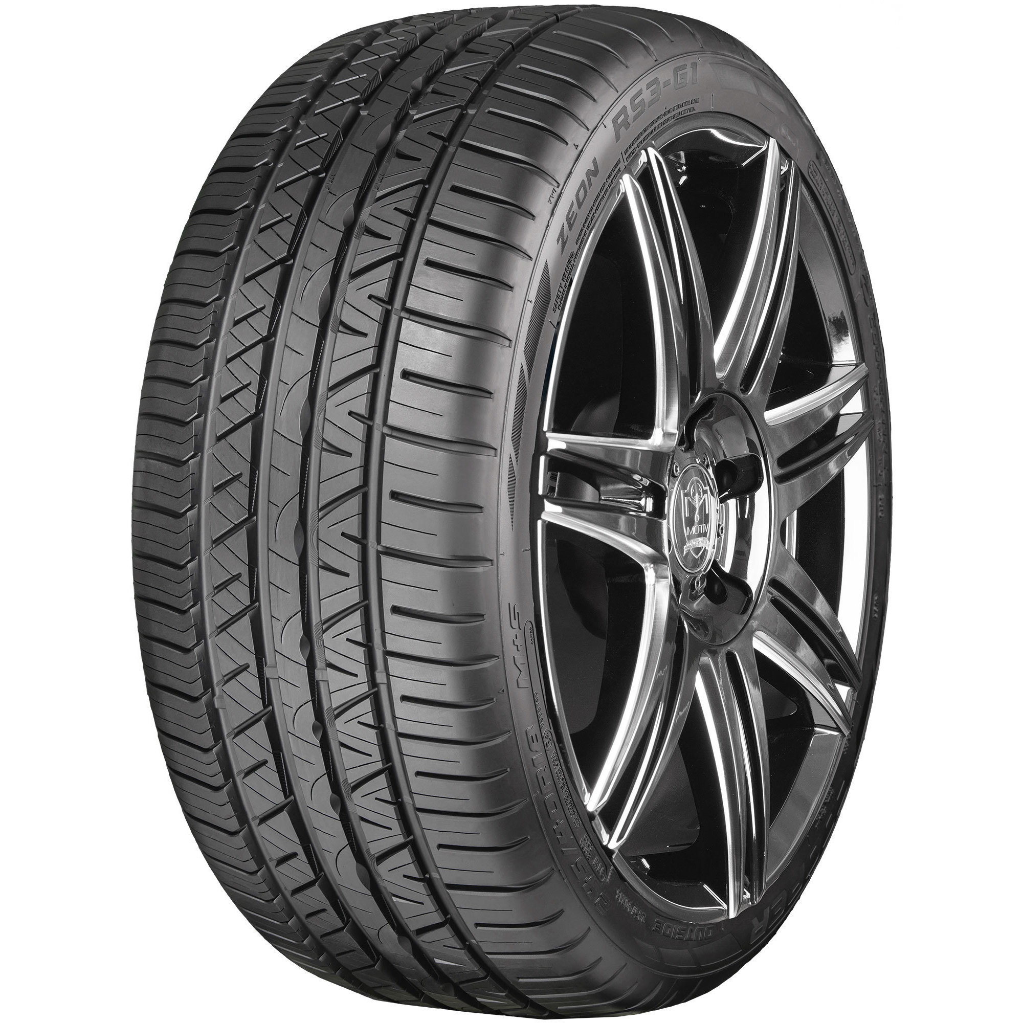 Cooper Rs3 A Review >> Cooper Zeon Rs3 G1 Tirebuyer
