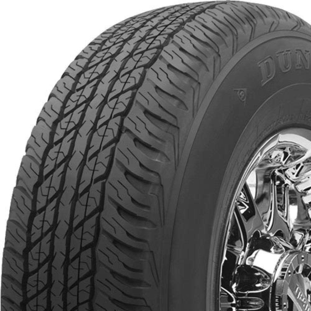 Dunlop Grandtrek AT20 tread and side