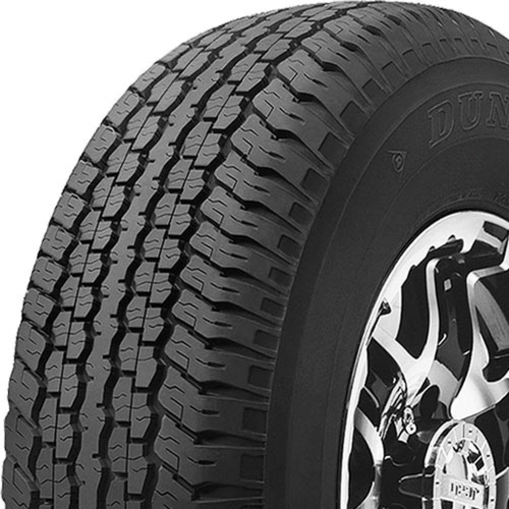 Dunlop Grandtrek AT21 tread and side