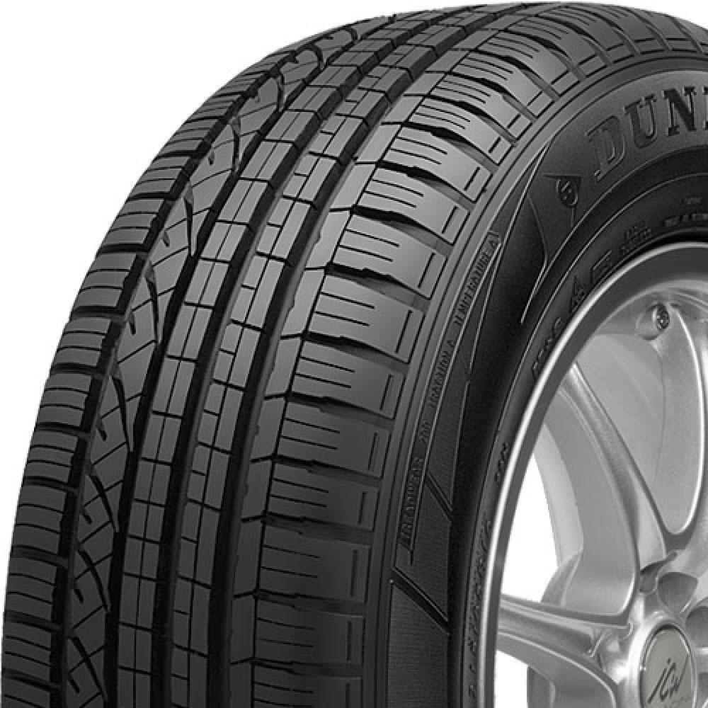Dunlop Grandtrek Touring A/S tread and side