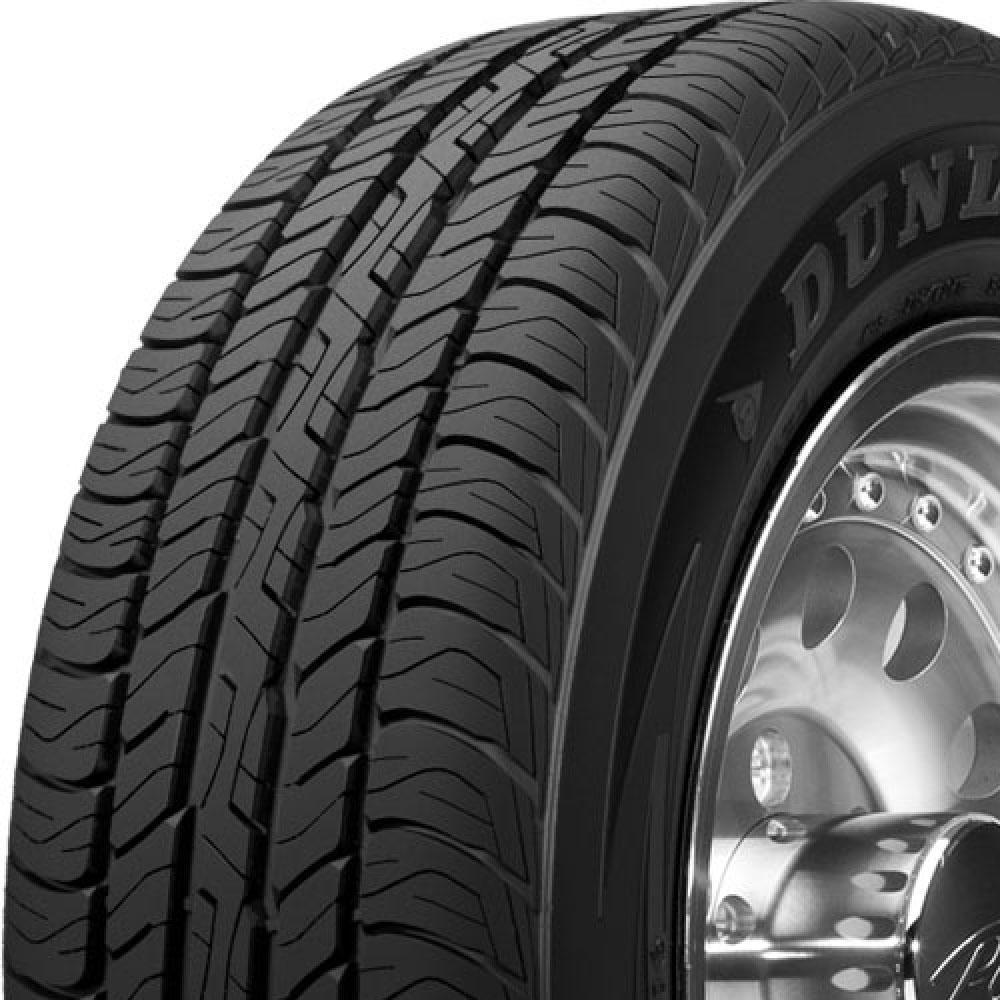 Dunlop Signature II tread and side