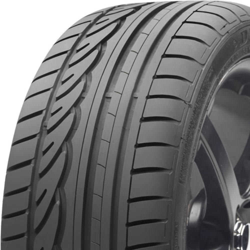 Dunlop SP Sport 01 A tread and side