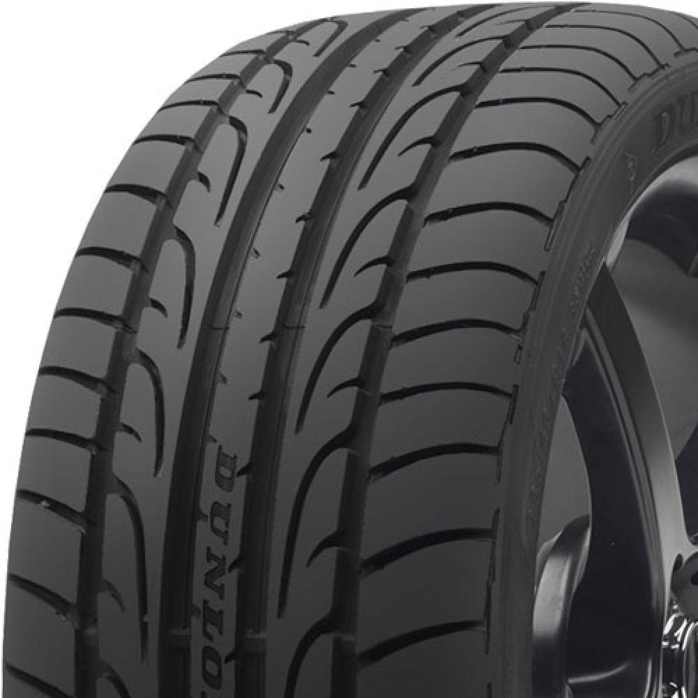 Dunlop SP Sport Maxx tread and side