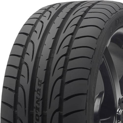 Dunlop SP Sport Maxx GT DSST ROF tread and side