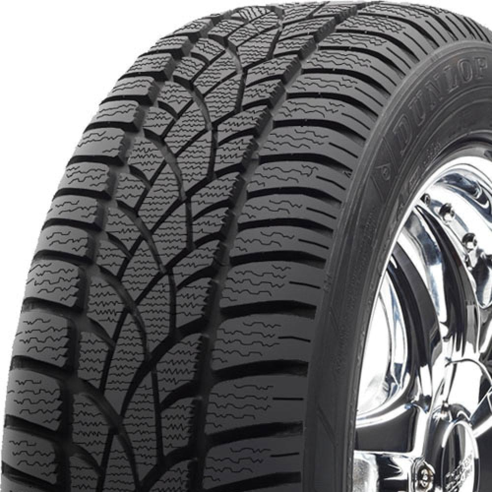 Dunlop SP Winter Sport 3D tread and side