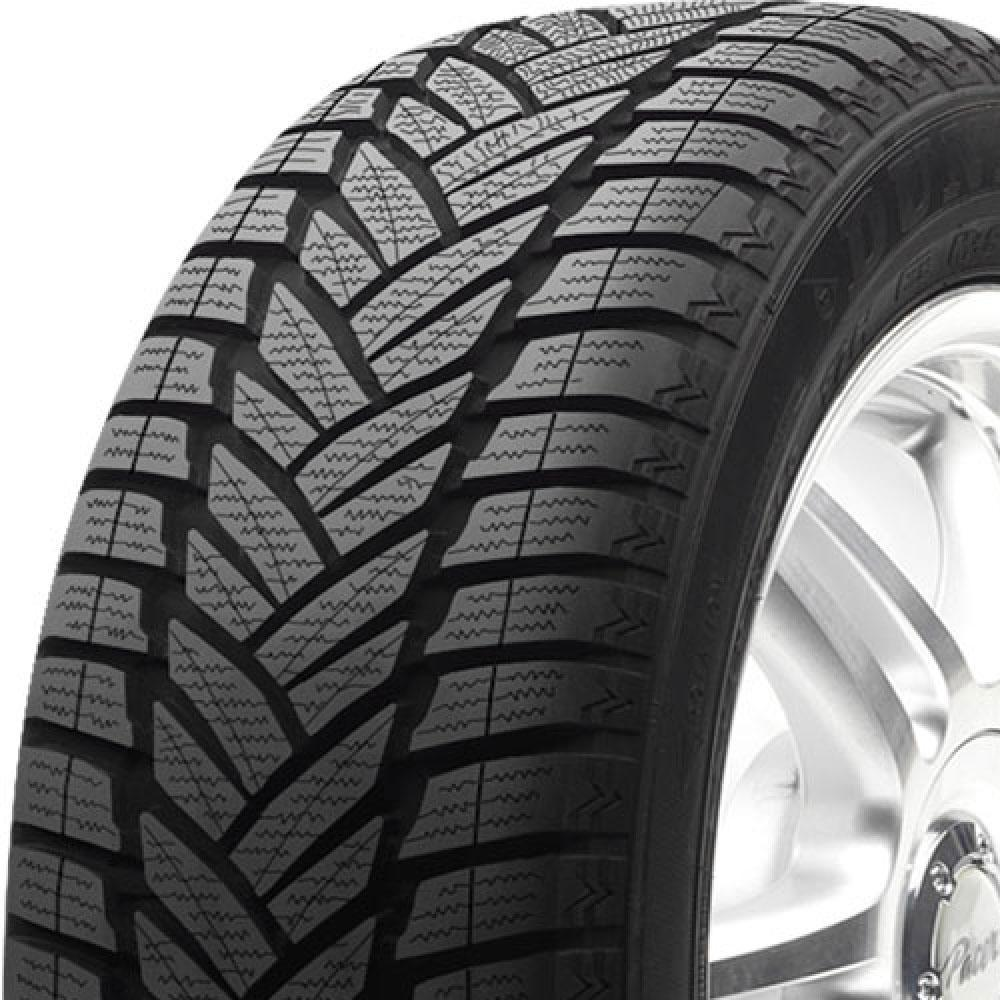 Dunlop SP Winter Sport M3 tread and side