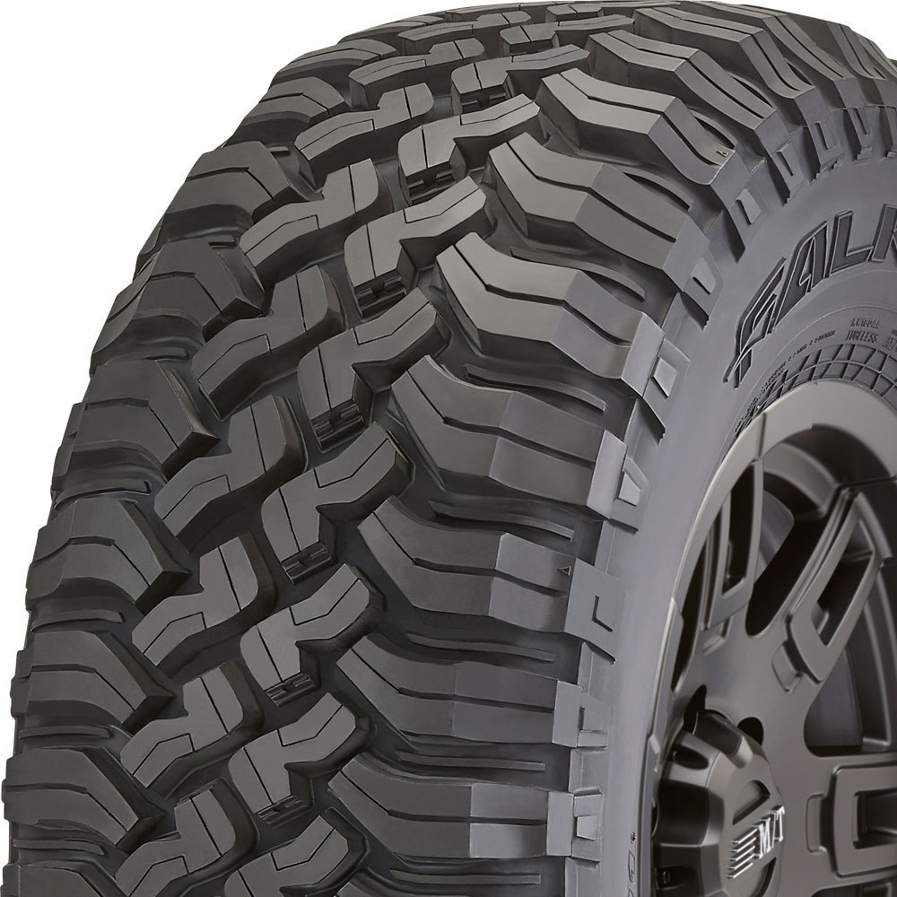 Falken Wildpeak M/T01 tread and side