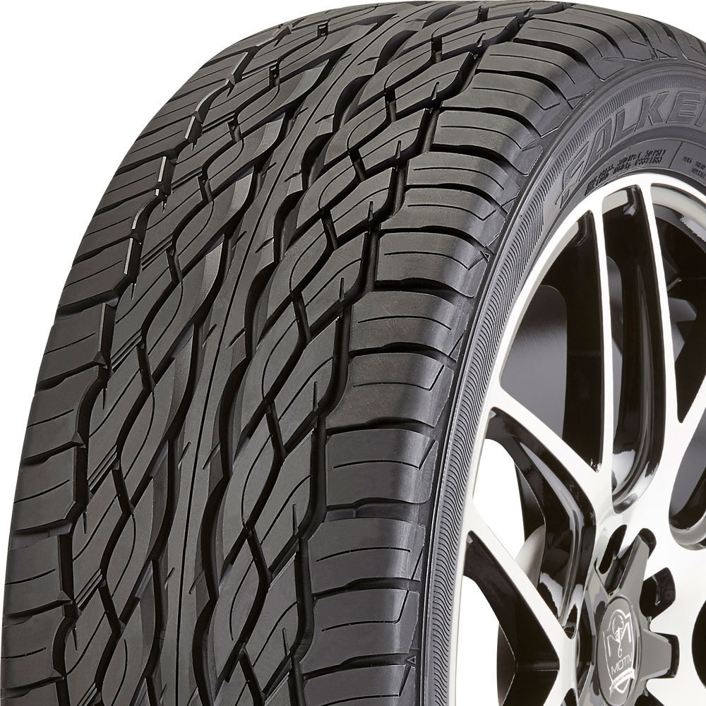 Falken Ziex S/TZ05 tread and side