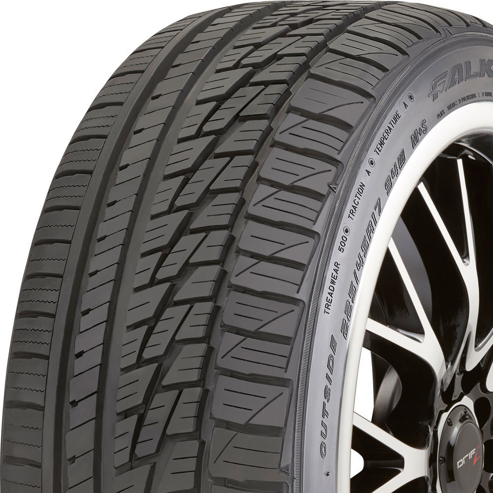 Falken Ziex ZE950 A/S tread and side
