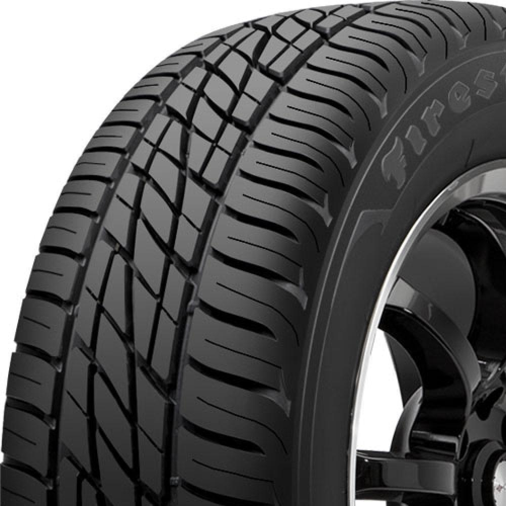 Firestone Firehawk Wide Oval AS tread and side
