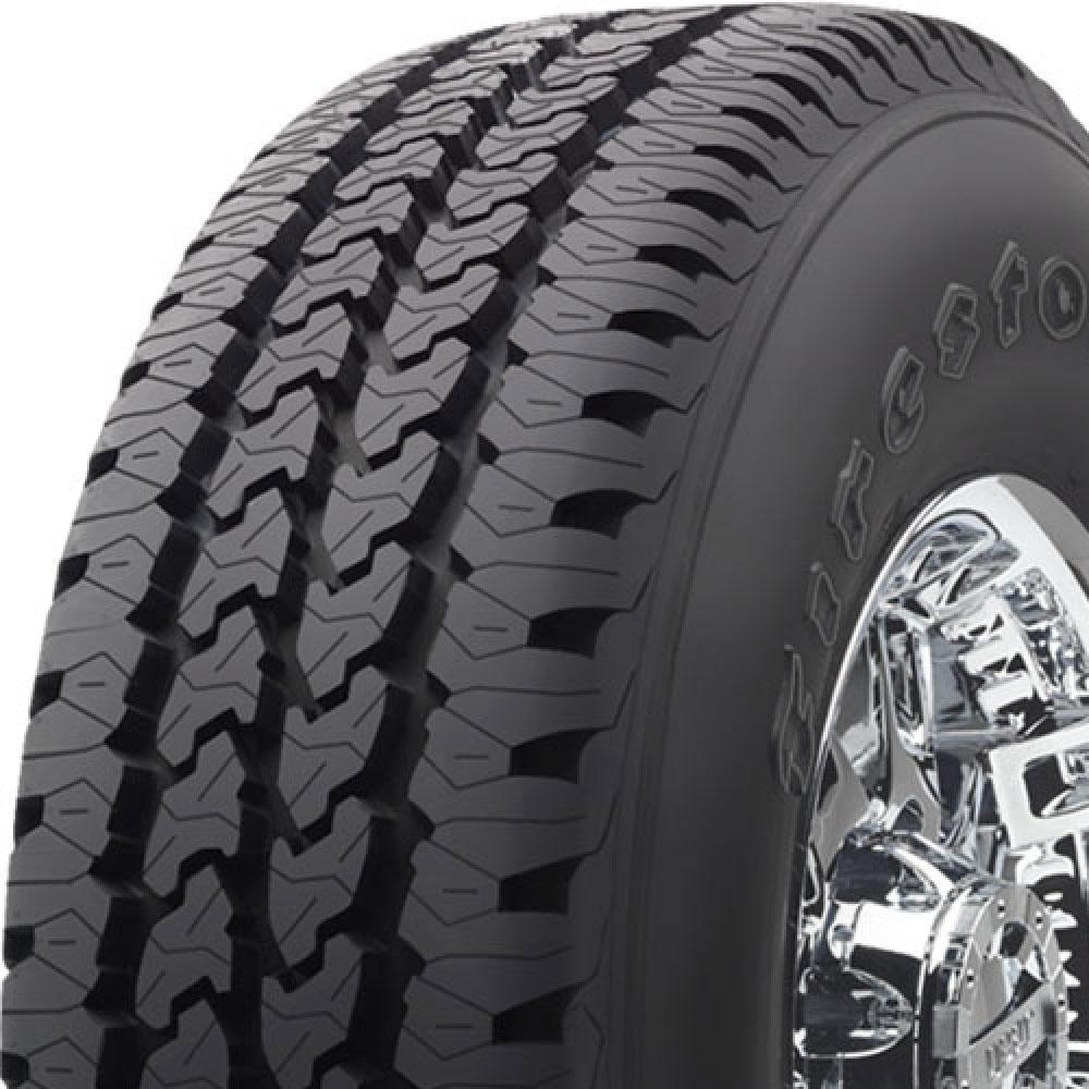 Firestone Transforce AT tread and side