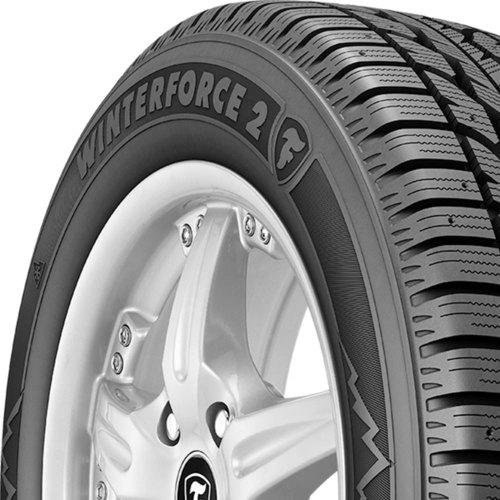 Firestone Winterforce 2 tread and side