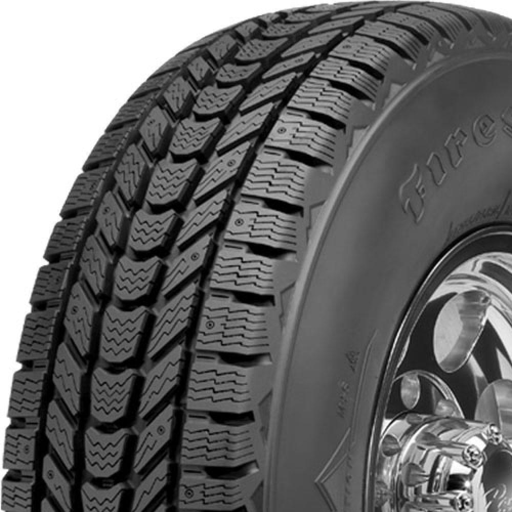 Firestone Winterforce LT tread and side