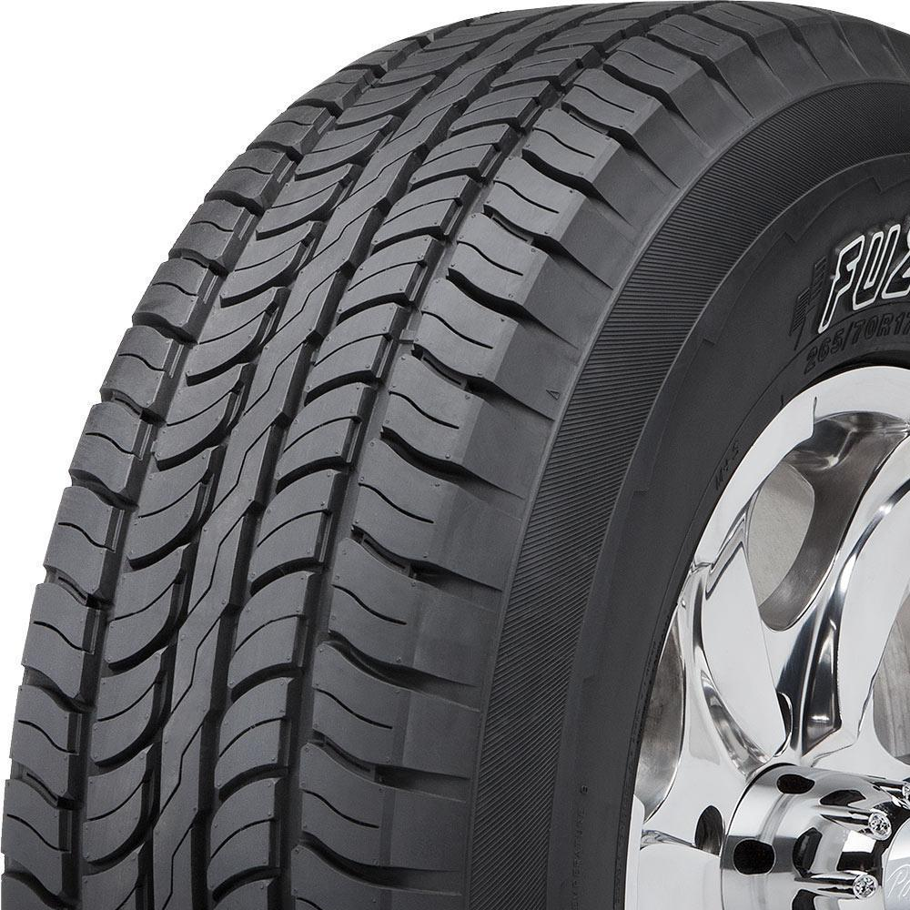 Fuzion SUV tread and side