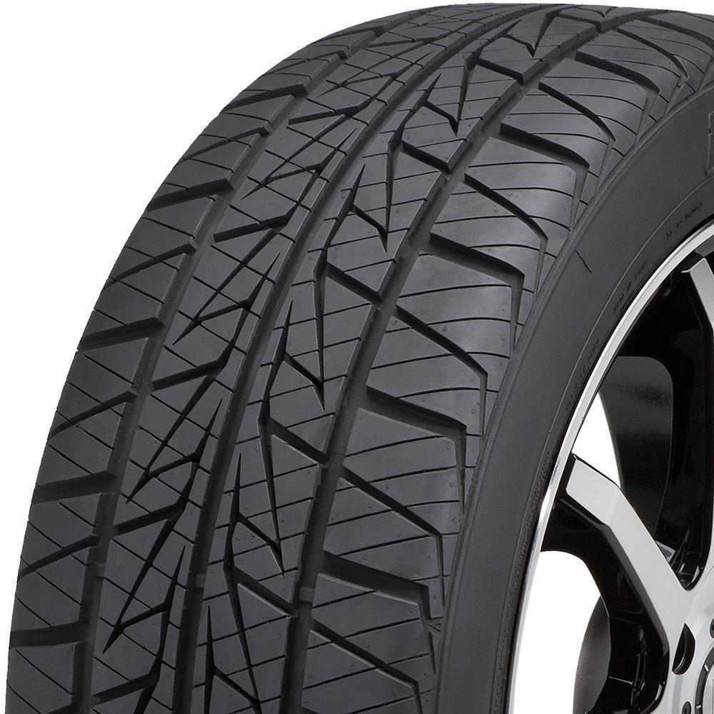 Fuzion UHP tread and side